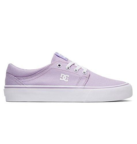 Tx 38 Chaussures Dc Trase 5 Shoes Eu Violet Femme vxp6qwa6nF