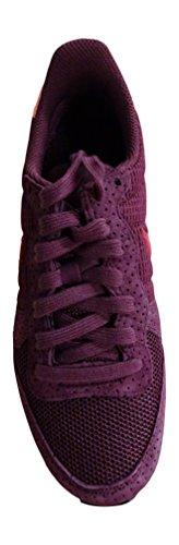 Nike W Internationalist Se, Zapatillas de Running para Niñas Morado (Morado (night maroon/noble red))