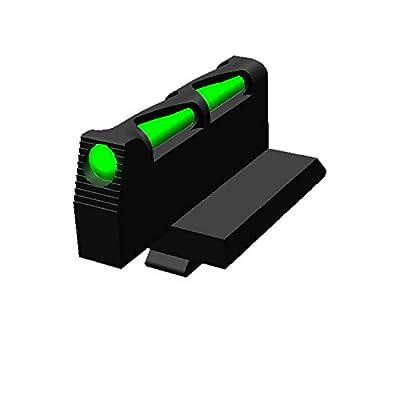 HIVIZ RHLW01 Ruger Interchangeable LITEWAVE Front Handgun Sight from HIVIZ
