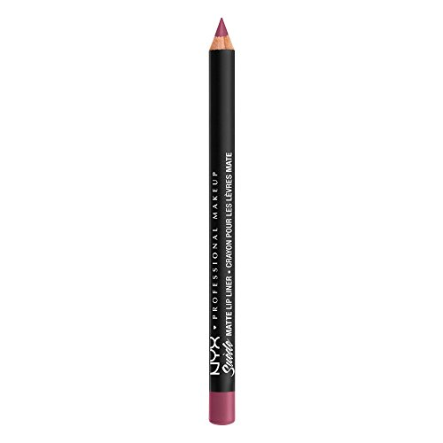 NYX PROFESSIONAL MAKEUP Suede Matte Lip Liner, Montreal, 0.0