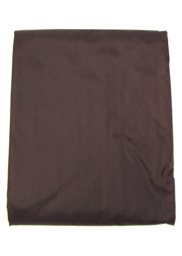 Iszy Billiards Rip Resistant Pool Table Billiard Cover, Brown, 8-Feet ()