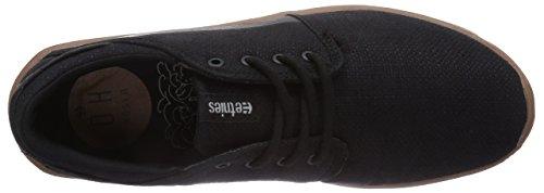 gum Etnies Men's Shoe Black Scout HWYnC8wqUC