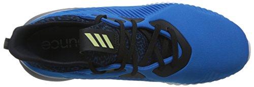 adidas Alphabounce M, Scarpe da Corsa Uomo Multicolore (Shoblu/Iceyel/Lgtgre)