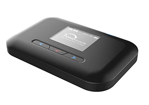 Pond Mobile 4G LTE Mobile Hotspot, Worldwide High