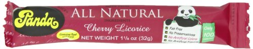 Panda Licorice Cherry Ounce Pack