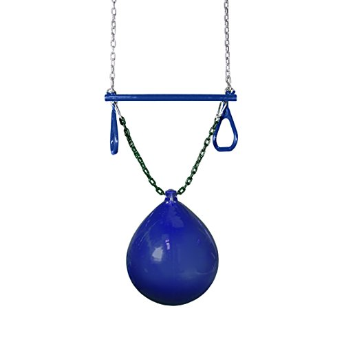 Swing-N-Slide Buoy Ball w/ Trapeze Bar - Trapeze Swing Slide N