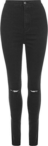Black Trouser Jeans - 4