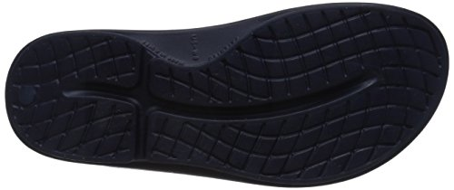 Yellow Unisex Sport OOahh Electric Slide Sandal Navy OOFOS qz0wp