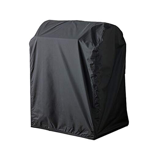Samhe Grill Cover, 32-Inch Waterproof UV Resistant Heavy Duty BBQ Gas Grill Cover for Nexgrill Brinkmann Weber Char-Broil and More