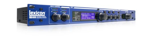 Lexicon MX400XL 4-in/4-out Reverb/Effects Processor with USB