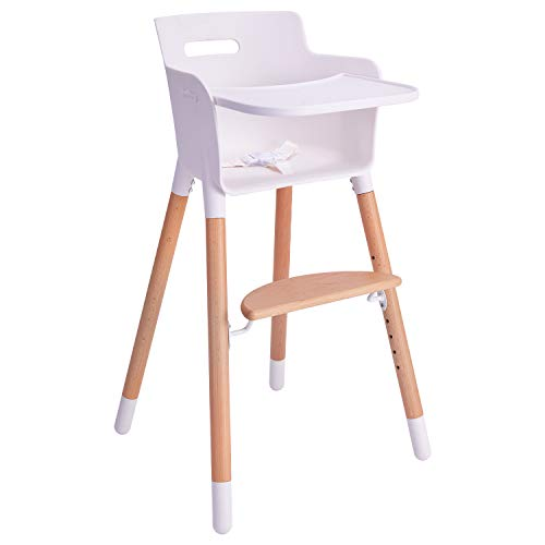 Best Wooden Baby High Chair