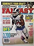 Athlon Sports 2017 Pro Football Fantasy Preview Magazine