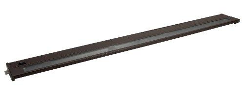 (American Lighting 043X-4-DB Priori Xenon Under Cabinet Hardwire Light, 80-Watts, Hi/Low/Off Switch, 120-Volt, 32-Inch, Dark Bronze)