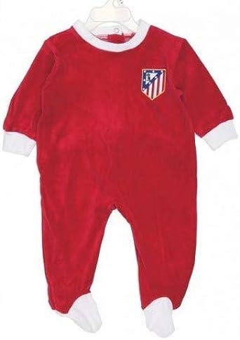 Pelele bebé Atlético de Madrid - 1Mes: Amazon.es: Ropa y ...