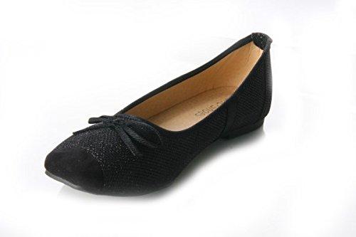 Mojoshu Black Mojoshu Ballet Donna Ballet TBZaZgq