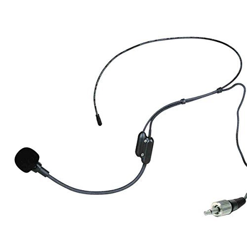 Ezprogear EZH860 Headset Microphone with 3.5mm Lock Screw Connector