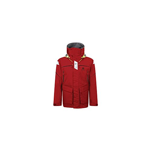 2016 Henri Lloyd Freedom Jacket NEW RED Y00351