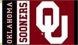 Inc X 5 Ft - Oklahoma Sooners-3 Ft Flag W//Grommets BSI Products