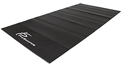 ProSource Fit Treadmill & Exercise Equipment Mats
