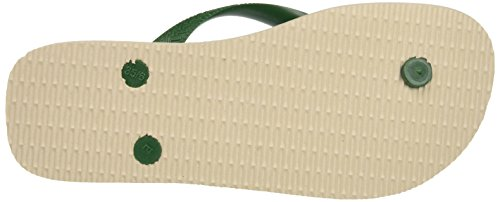 Ipe Havaianas Green Tongs Dark 9196 Multicolore Mixte Adulte Beige dTTnqr