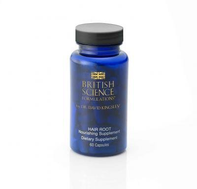 Nourishing Supplement British Science Formulations product image