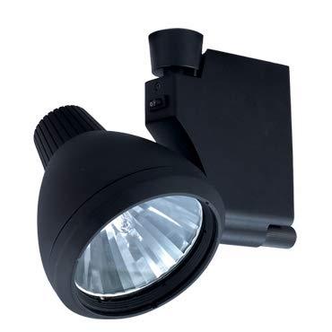 Jesco Lighting HMH905T639-B Contempo 905 Series Metal Halide Track Light Fixture, T6, 39 Watts, Black Finish
