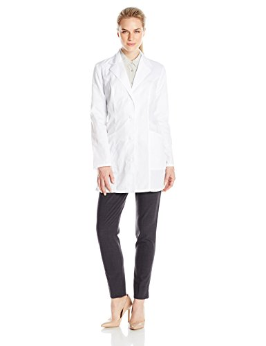 Cherokee Womens Fashion Whites Coat