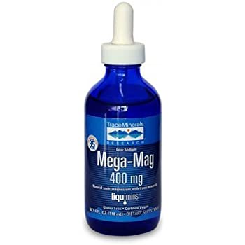 Trace Minerals Mega-Mag (Pack of 2)
