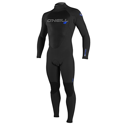 O'Neill Wetsuits Herren Neoprenanzug Epic 5/4 mm Full Wetsuit, Black, L, 4217-A05