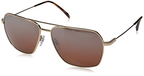 Electric Visual AV2 Rose Gold Aviator - Sunglasses 6 Base