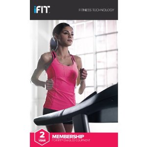 iFIT 2 Year Premium Membership for iOS, Android, PC, and Mac [Online Code]