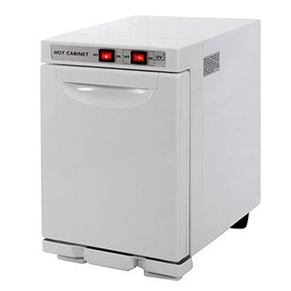 Hot Towel Cabinet with UV Light