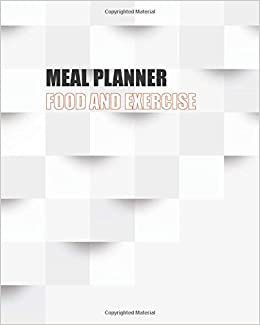 meal planner food and exercise daily meal healthy food grocery list