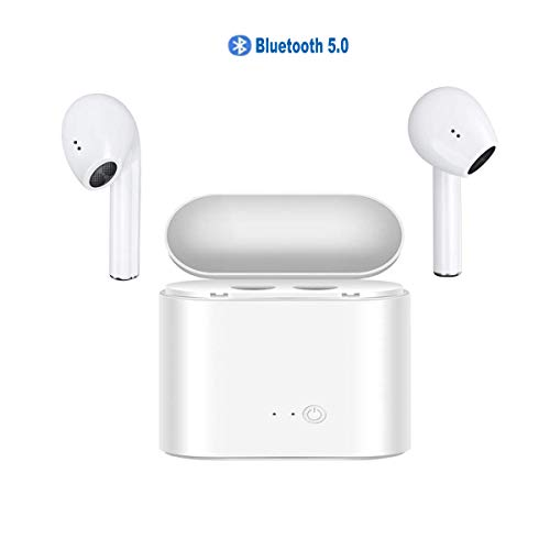 Bluetooth Headphones,Bluetooth Earbuds Stereo Earphone Cordless Sport Headsets, Bluetooth in-Ear Earphones with Built-in Mic