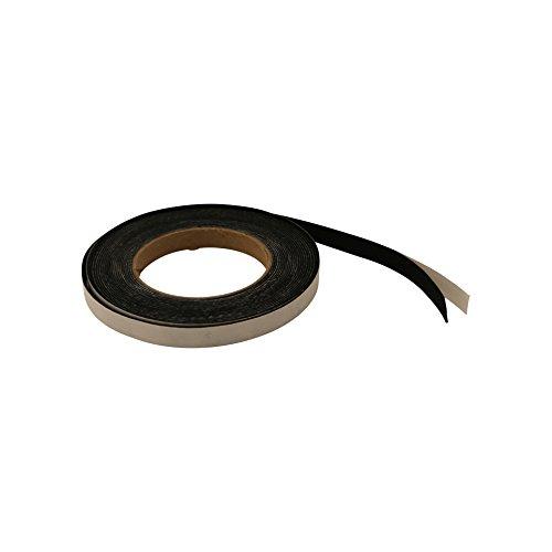 JVCC ACF-06 Acrylic Craft Felt Tape: 1/2 in. x 25 ft. (Black)