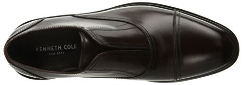 Kenneth Cole New York Mens Fuori Dal Mocassino Slip-on Marrone