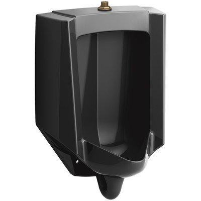 (Bardon High-Efficiency Urinal (Heu), Washout, Wall-Hung, 0.13 gpf To 1 gpf Top Spud Finish: Black Black)