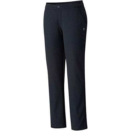 Mountain Hardwear Women's Right Bank Lined Pant 6x32 Black (Canyon Pant Hardwear Mountain)