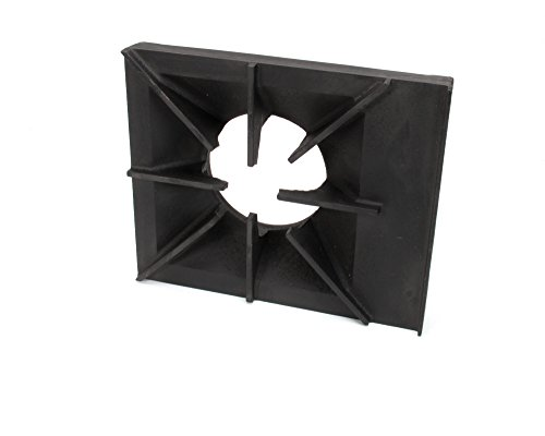Vulcan-Hart 00-925001 Rear Grate for Compatible Vulcan-Hart and Wolf Gas Ranges and (Wolf Commercial Range)
