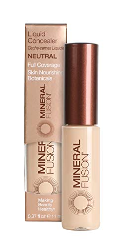 Mineral Fusion Liquid Concealer, Neutral, 0.37 Ounce (Packaging May Vary)