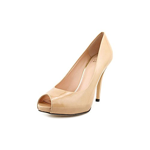 ZQ Zapatos de mujer-Tac¨®n Robusto-Tacones-Tacones-Exterior / Casual-Semicuero-Blanco / Gris , white-us5 / eu35 / uk3 / cn34 , white-us5 / eu35 / uk3 / cn34