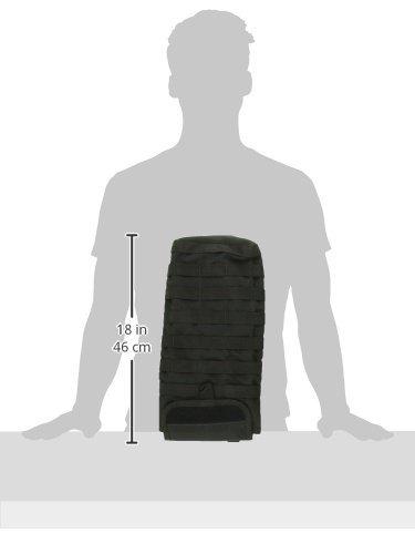 Smittybilt 5661101 GEAR Black Hydration Pack with 2.5 Liter Bladder by Smittybilt