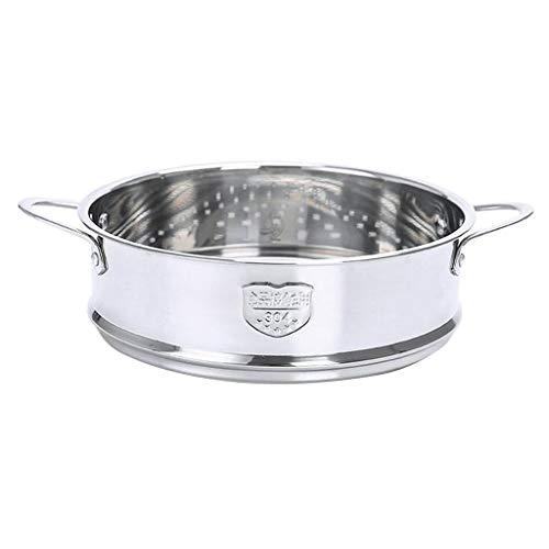 Prettyia Kitchen Deluxe Vegetable Steamer Basket Fits Instan