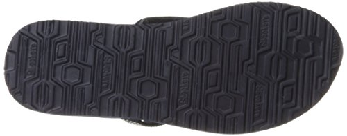 Skechers Meditation Break Water - Sandalias Mujer Navy Rhinestone