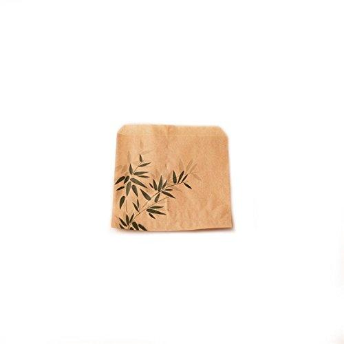 Garc/ía de Pou 229.26 Parole Bolsas para Fritas 34 G//M2 Blanco 12 x 12 cm