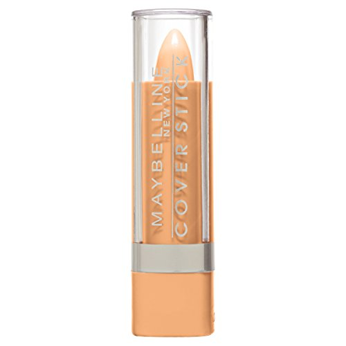 Maybelline New York Cover Stick Concealer, Medium Beige, Medium 1, 0.16 Ounce (Garnier Color Naturals Light Brown Shade 5 Review)