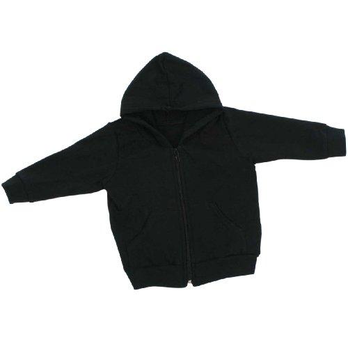 american-apparel-infant-california-fleece-zip-hoody-black-size-18-24-months