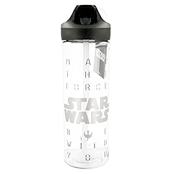Stor Botella TRITAN Premium Grande 750 ML. Star Wars Young Adult: Amazon.es: Juguetes y juegos