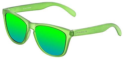 Paloalto Sunglasses P40002.7 Lunette de Soleil Mixte Adulte, Vert