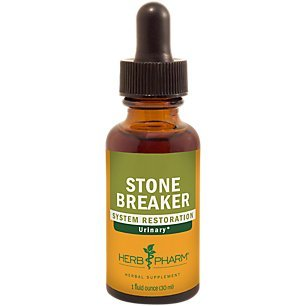 Herb Pharm Stone Breaker (Chanca Piedra) Compound for Urinary System Support - 1 Ounce